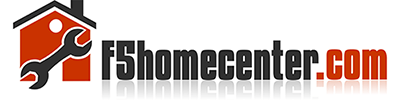 F5 Home Center logo