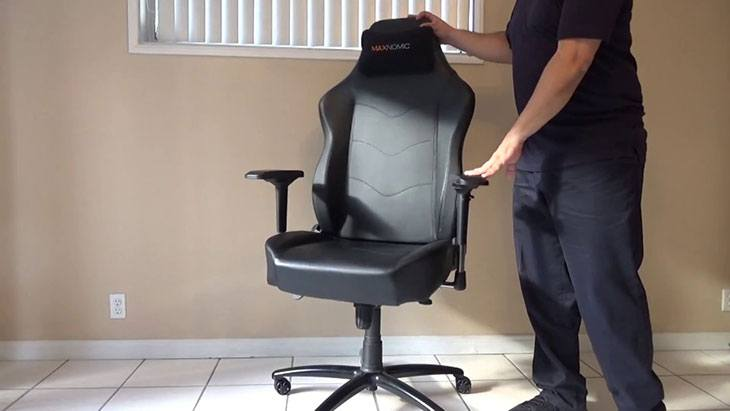 maxnomic office chair review