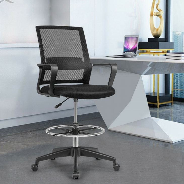 best drafting chair for short person