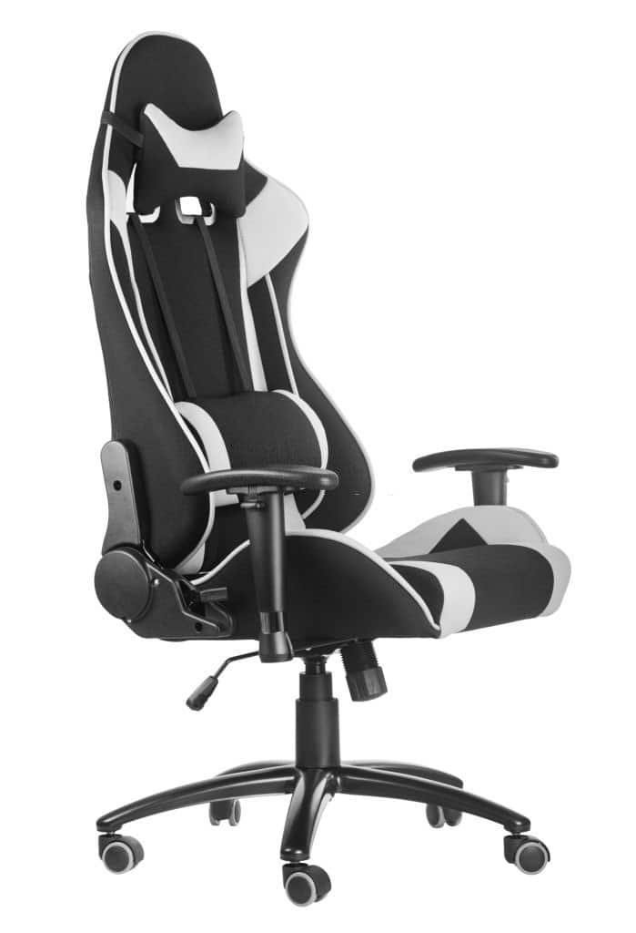 best gaming chair with footrest under 200