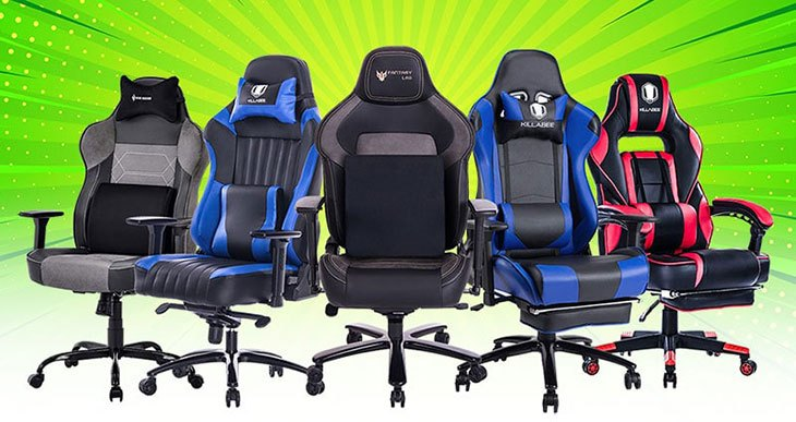 killabee massage gaming chair review