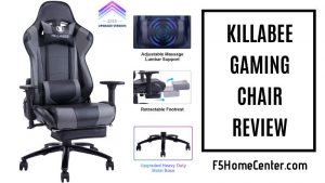 Ultimate Support With The Killabee Gaming Chair Review: What You Need to Know