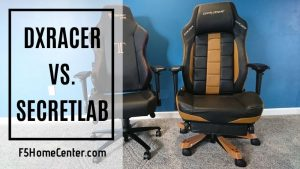 DXRacer vs Secretlab – The Best Comparison in the Quest for Comfort