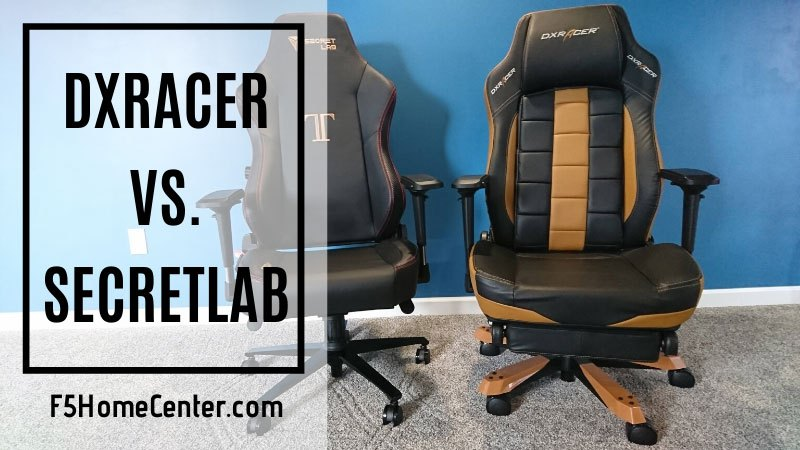 DXRacer vs. Secretlab