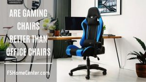 Are Gaming Chairs Better Than Office Chairs? Surprising Facts That Will Make You Think Twice