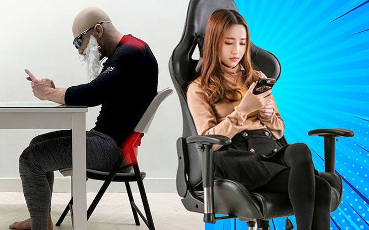 good gaming chairs for bad backs