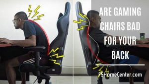 Are Gaming Chairs Bad for Your Back? What You Need to Know